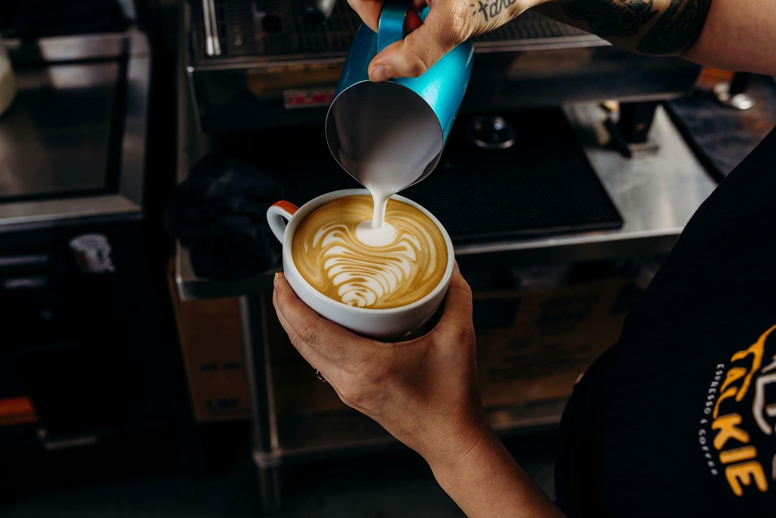 Coffee Shop Photography - Walkie Talkie Coffee 178