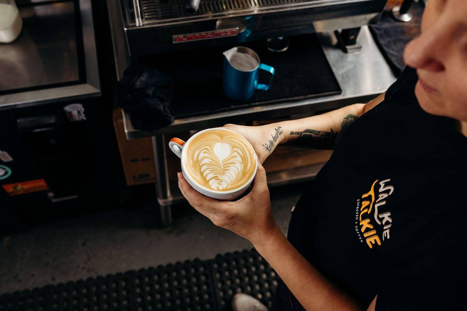 Coffee Shop Photography - Walkie Talkie Coffee 177