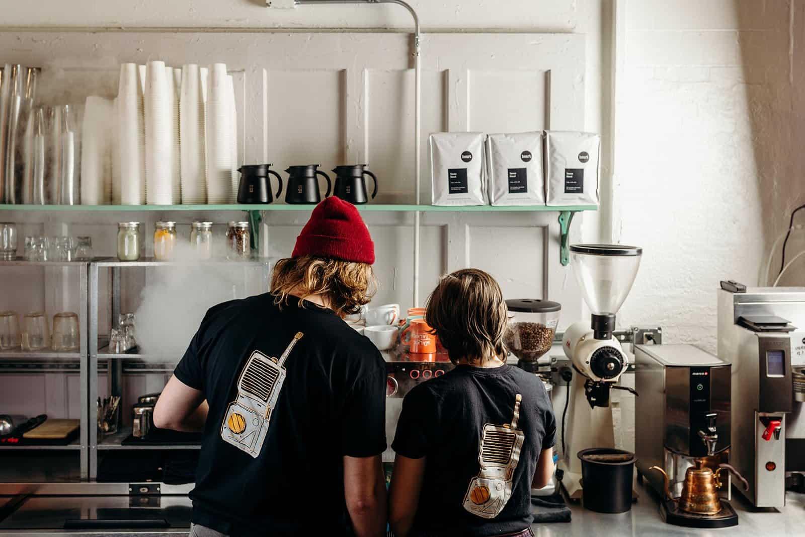 Coffee Shop Photography - Walkie Talkie Coffee 198