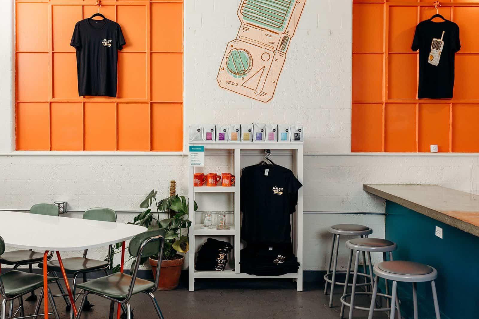 Coffee Shop Photography - Walkie Talkie Coffee 176