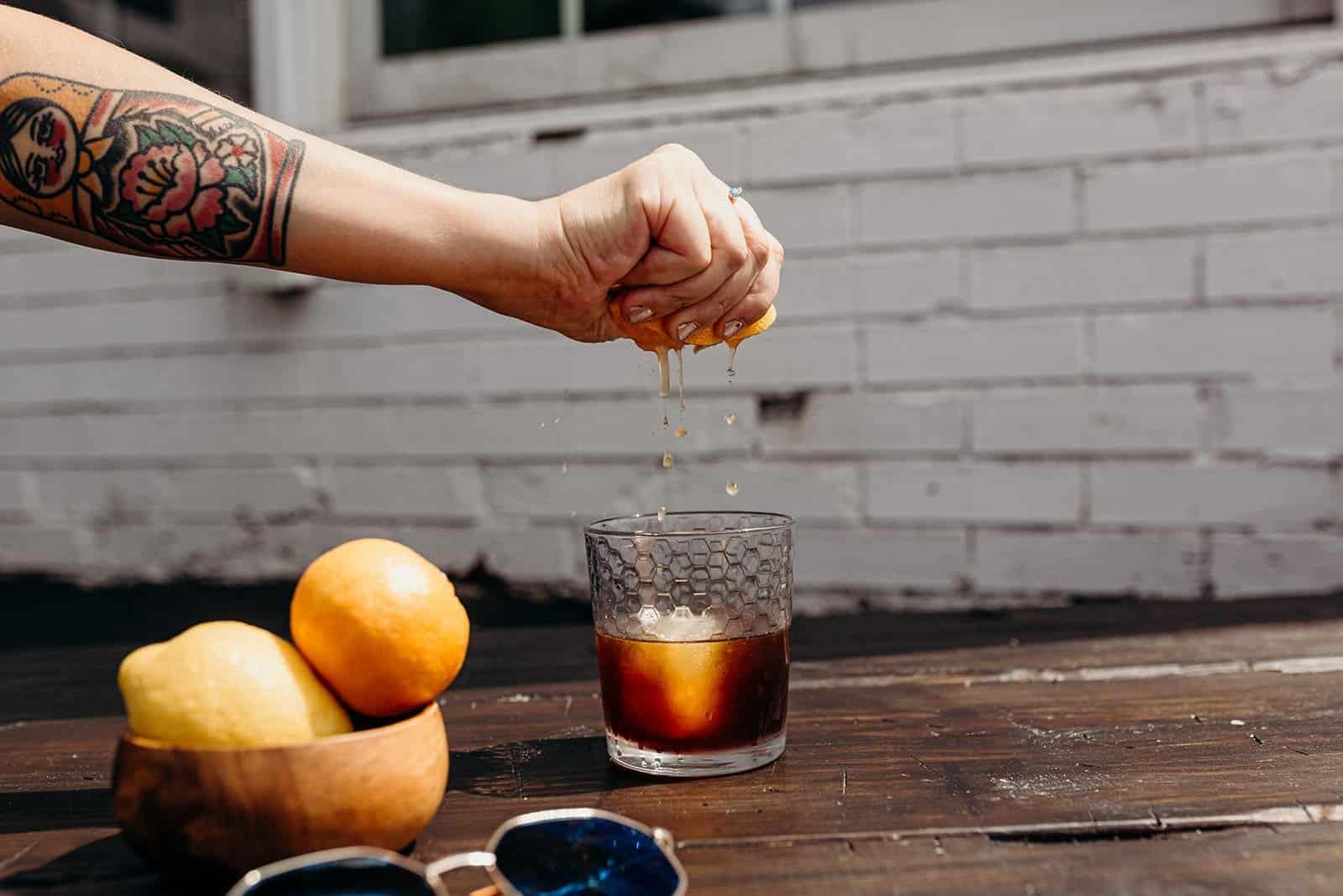 Coffee Shop Photography - Walkie Talkie Coffee 208