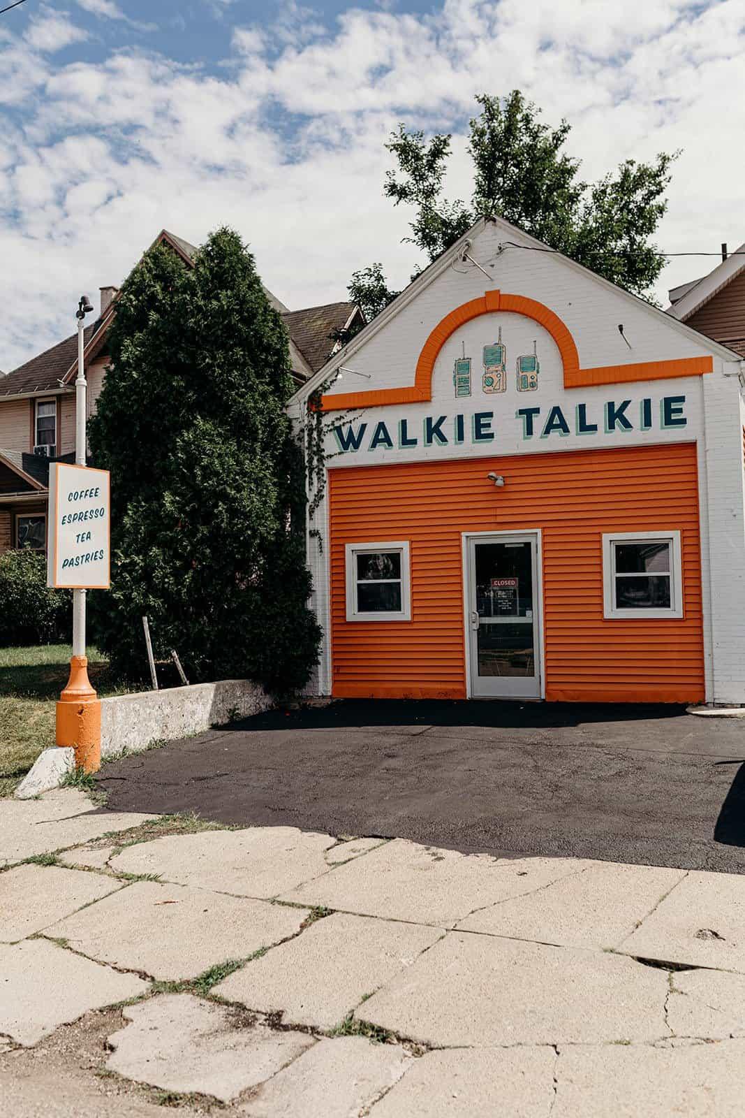 Coffee Shop Photography - Walkie Talkie Coffee 211