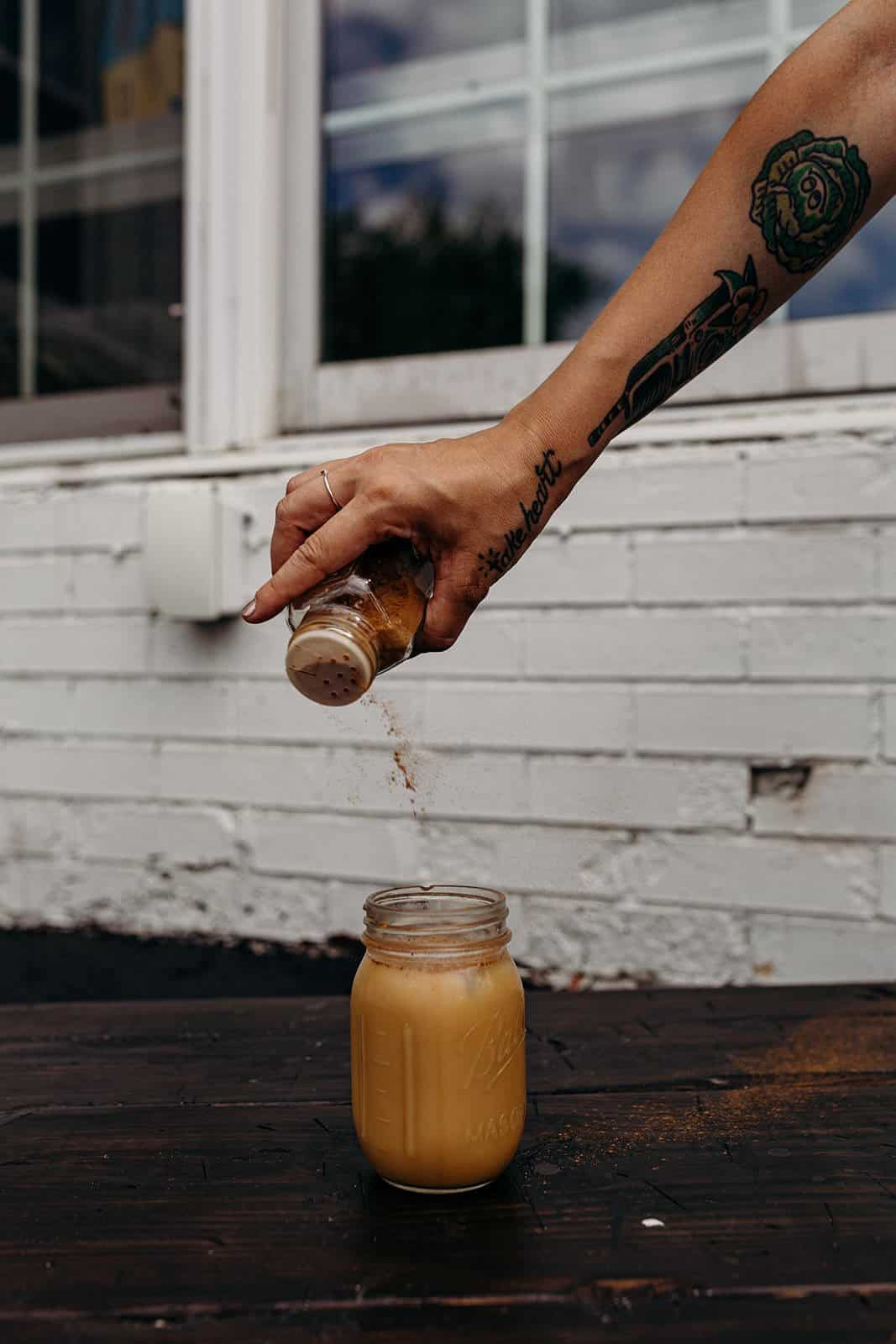 Coffee Shop Photography - Walkie Talkie Coffee 202