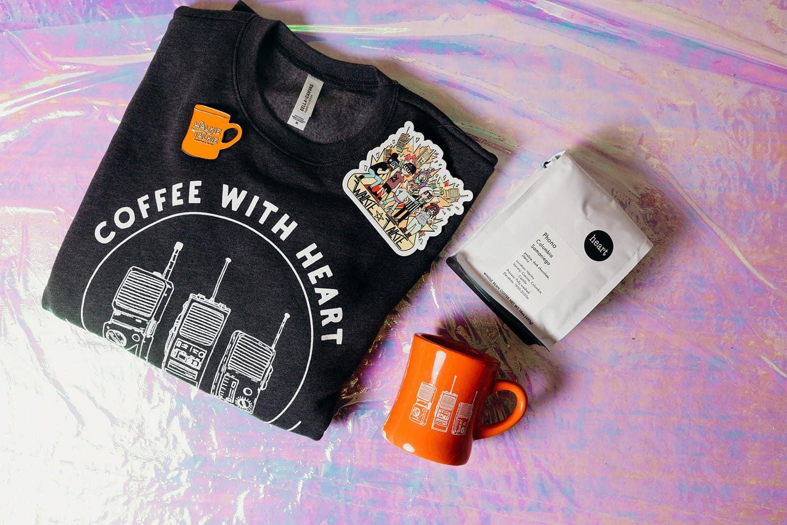 Coffee Shop Photography - Walkie Talkie Coffee 228