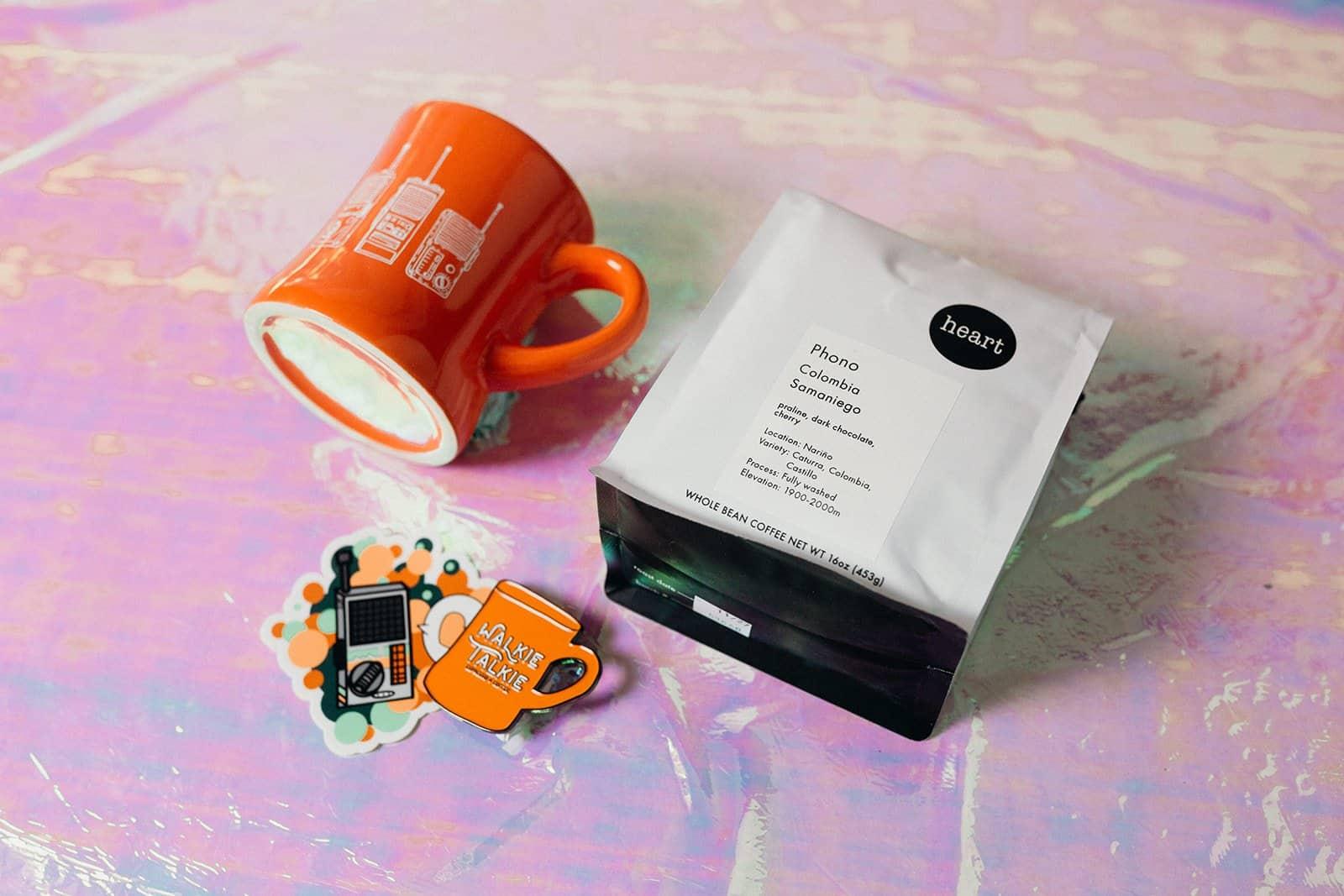 Coffee Shop Photography - Walkie Talkie Coffee 231