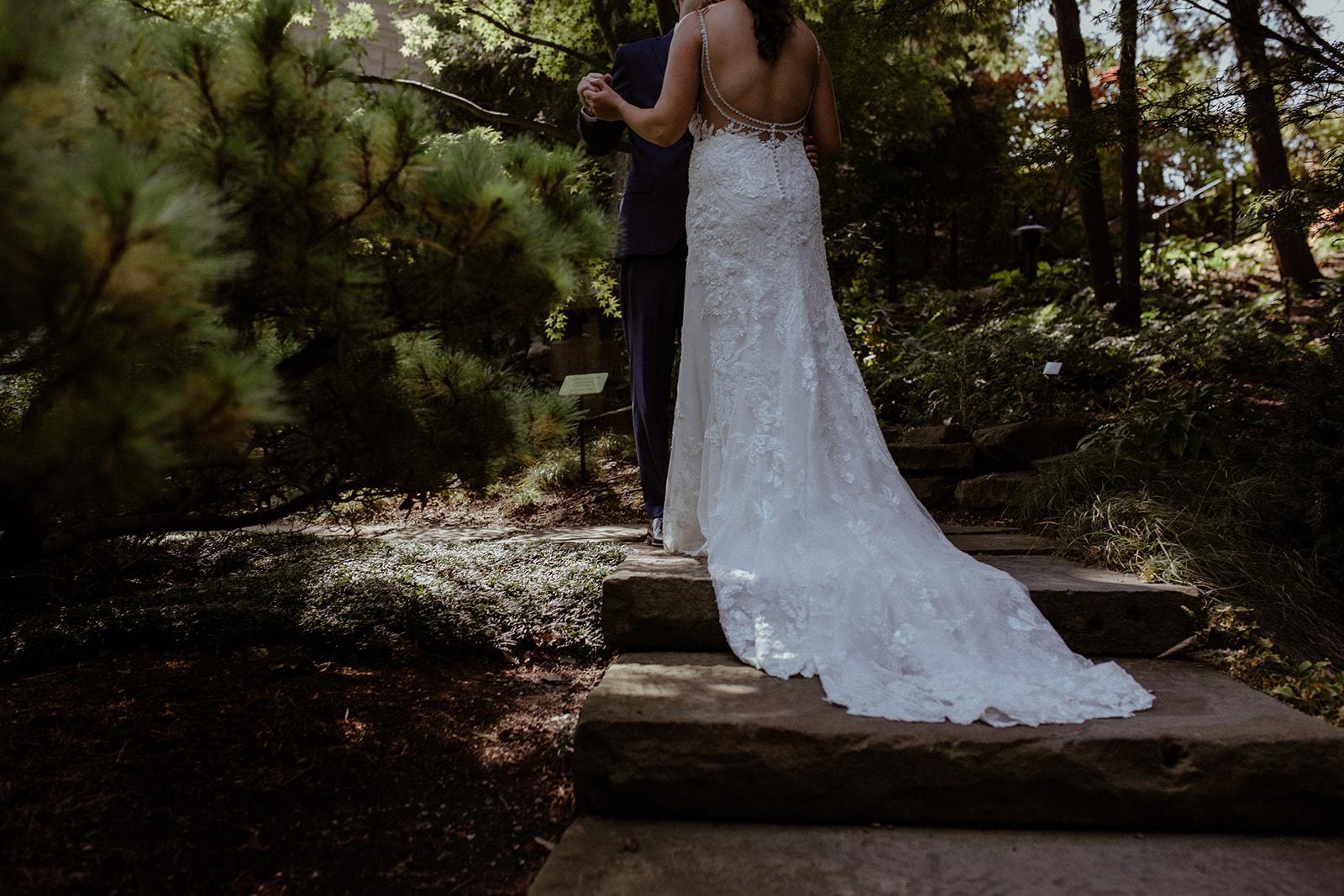 cleveland botanical garden wedding - chris + katie 85