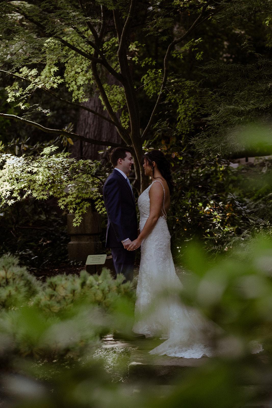 cleveland botanical garden wedding - chris + katie 86