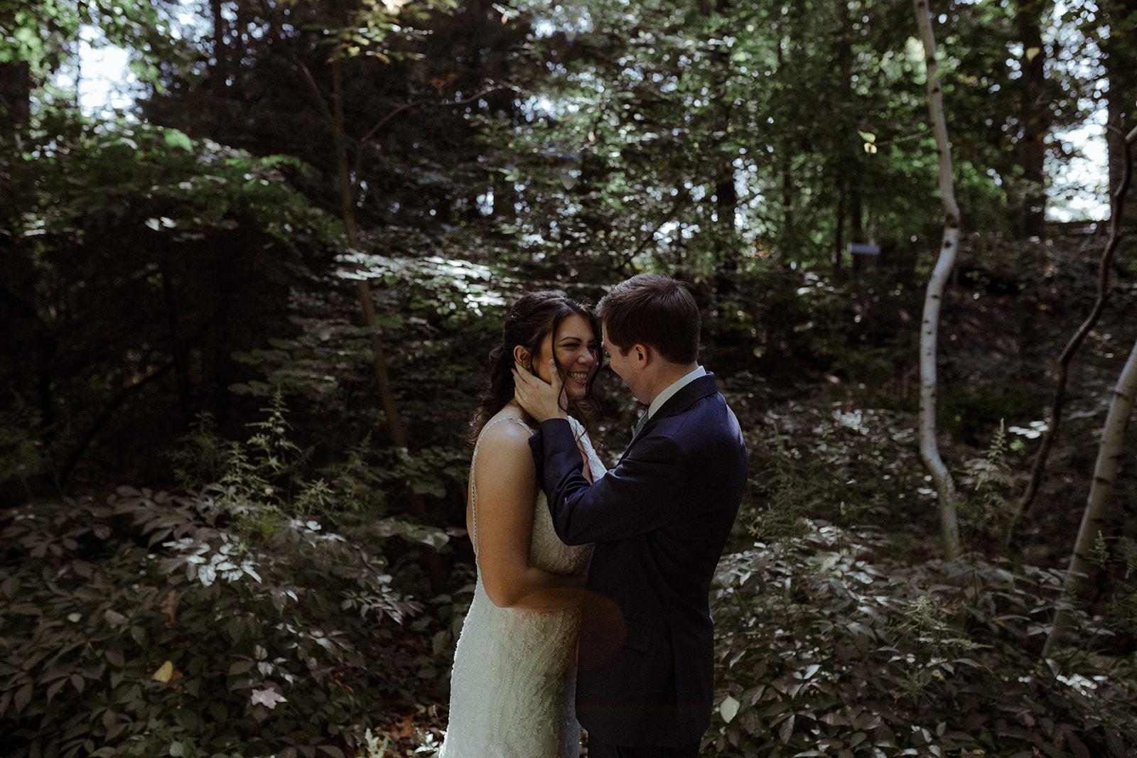 cleveland botanical garden wedding - chris + katie 91