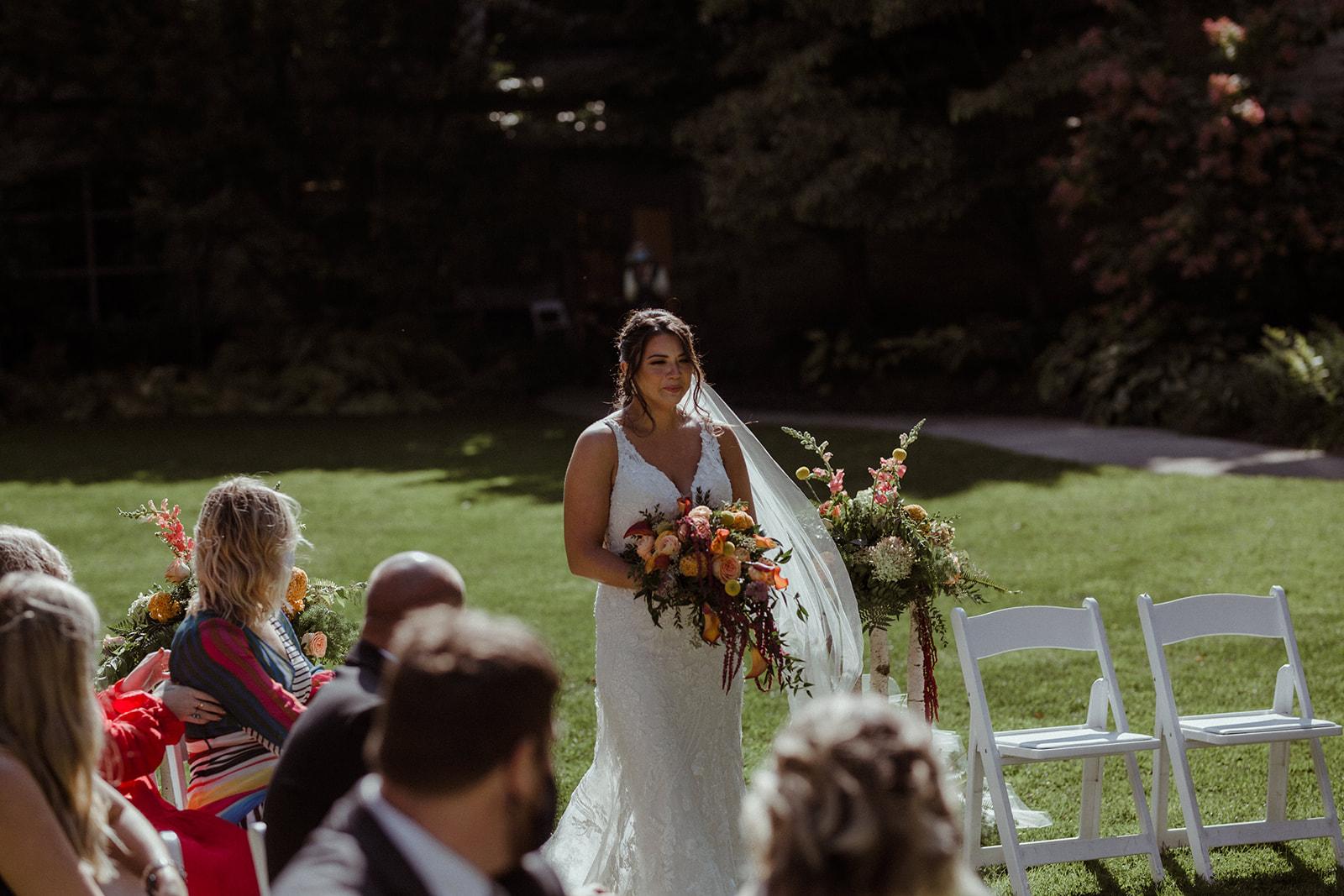 cleveland botanical garden wedding - chris + katie 98