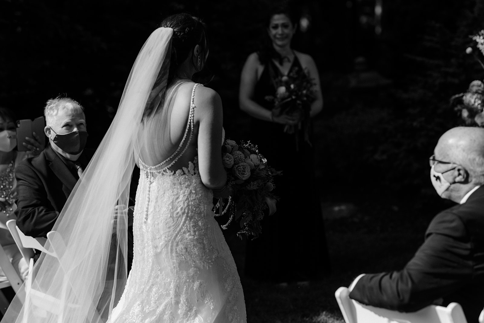 cleveland botanical garden wedding - chris + katie 99