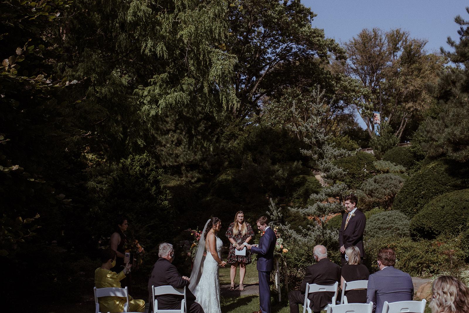 cleveland botanical garden wedding - chris + katie 103