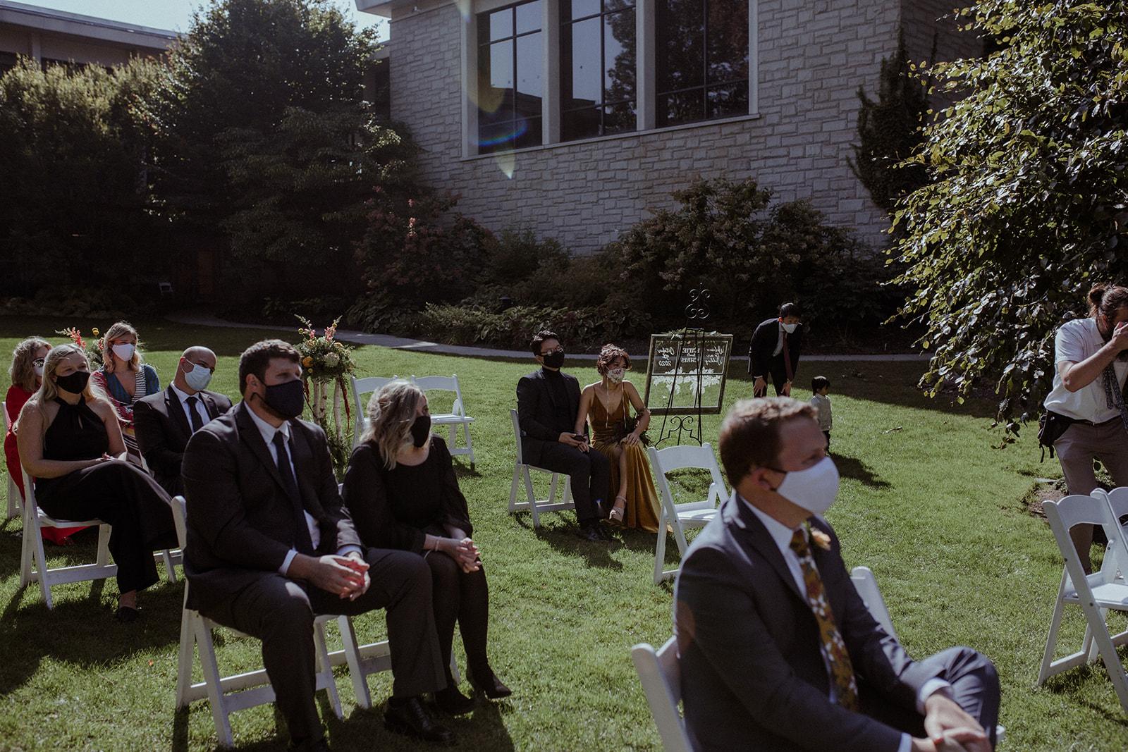 cleveland botanical garden wedding - chris + katie 105