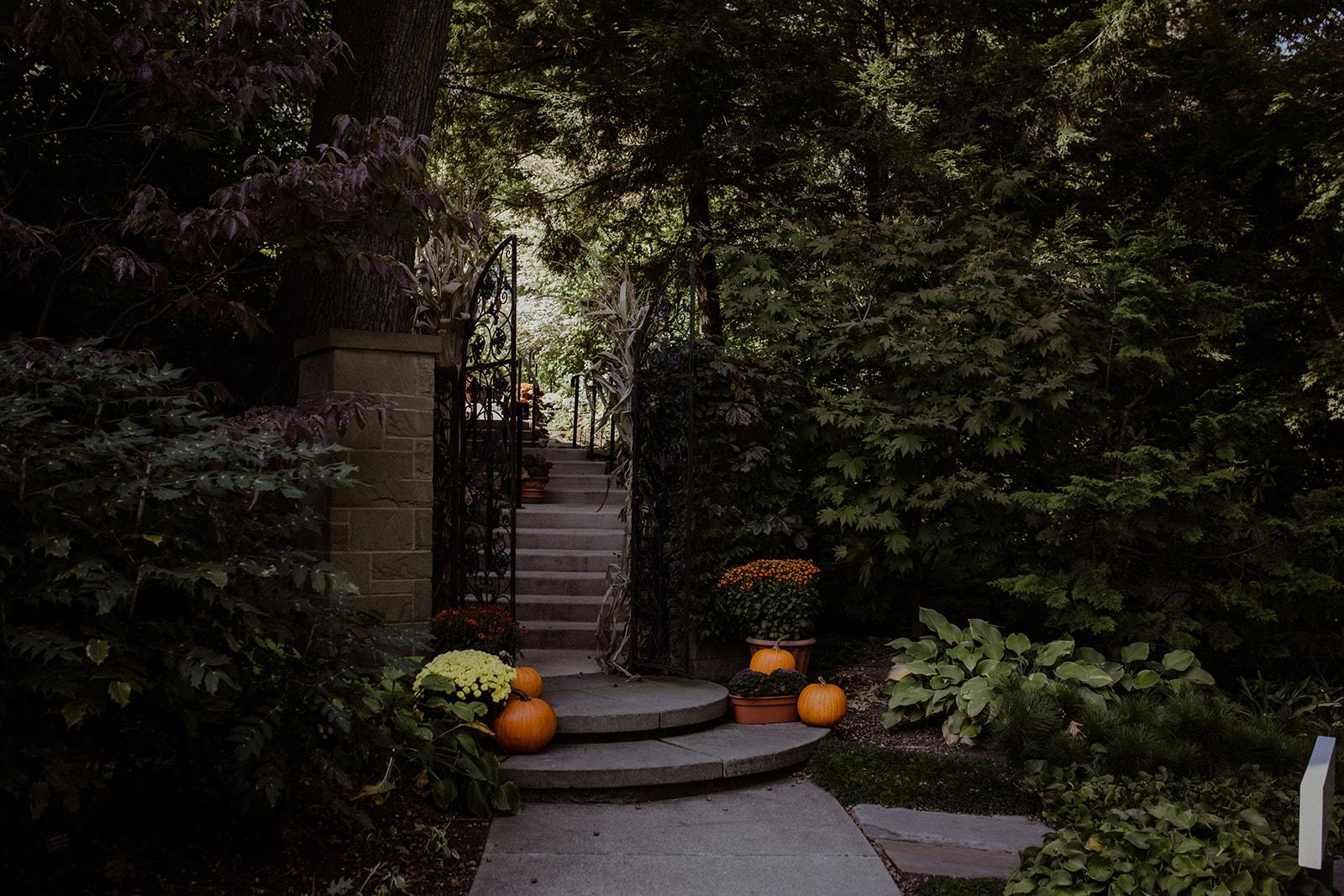 cleveland botanical garden wedding - chris + katie 77