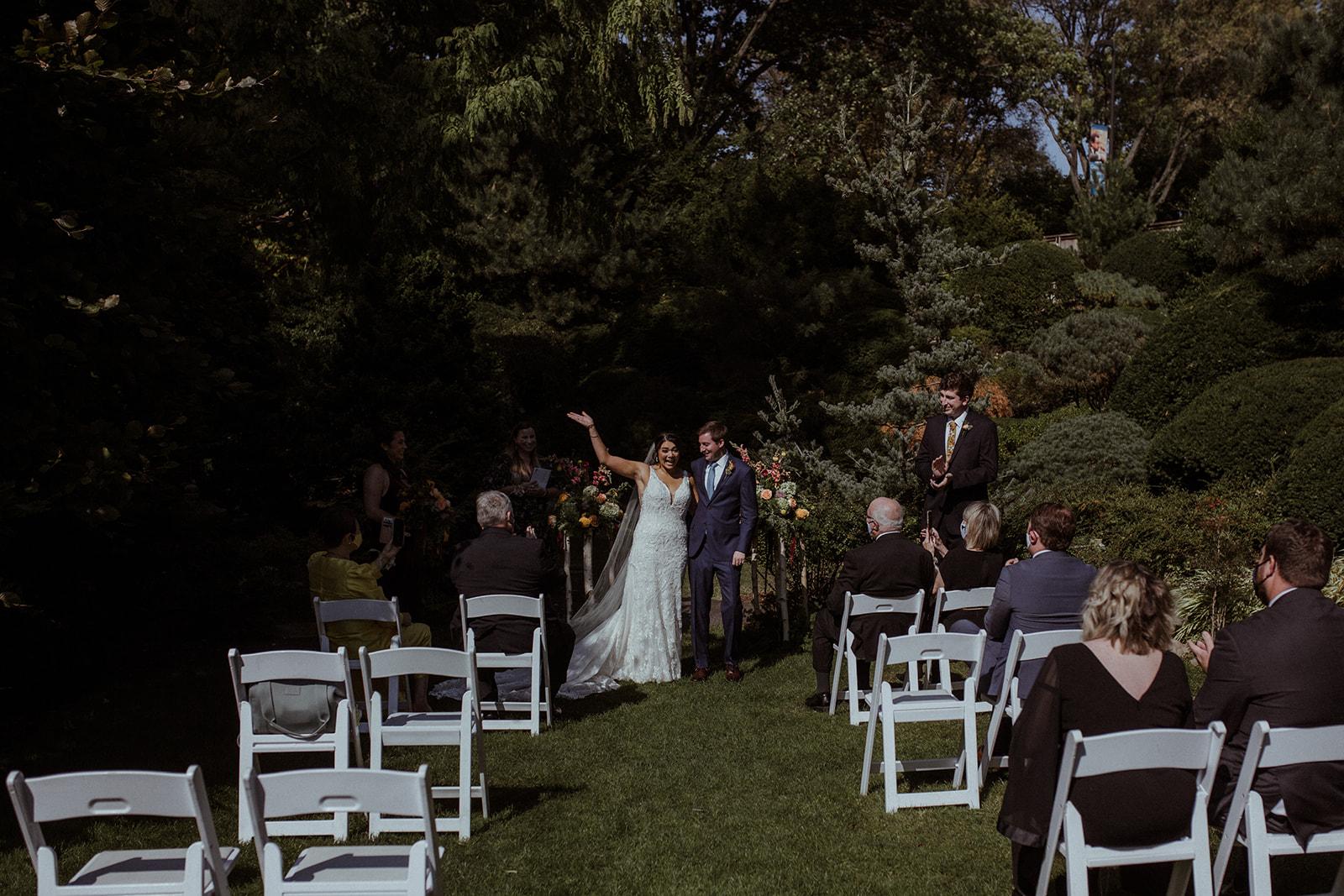 cleveland botanical garden wedding - chris + katie 110