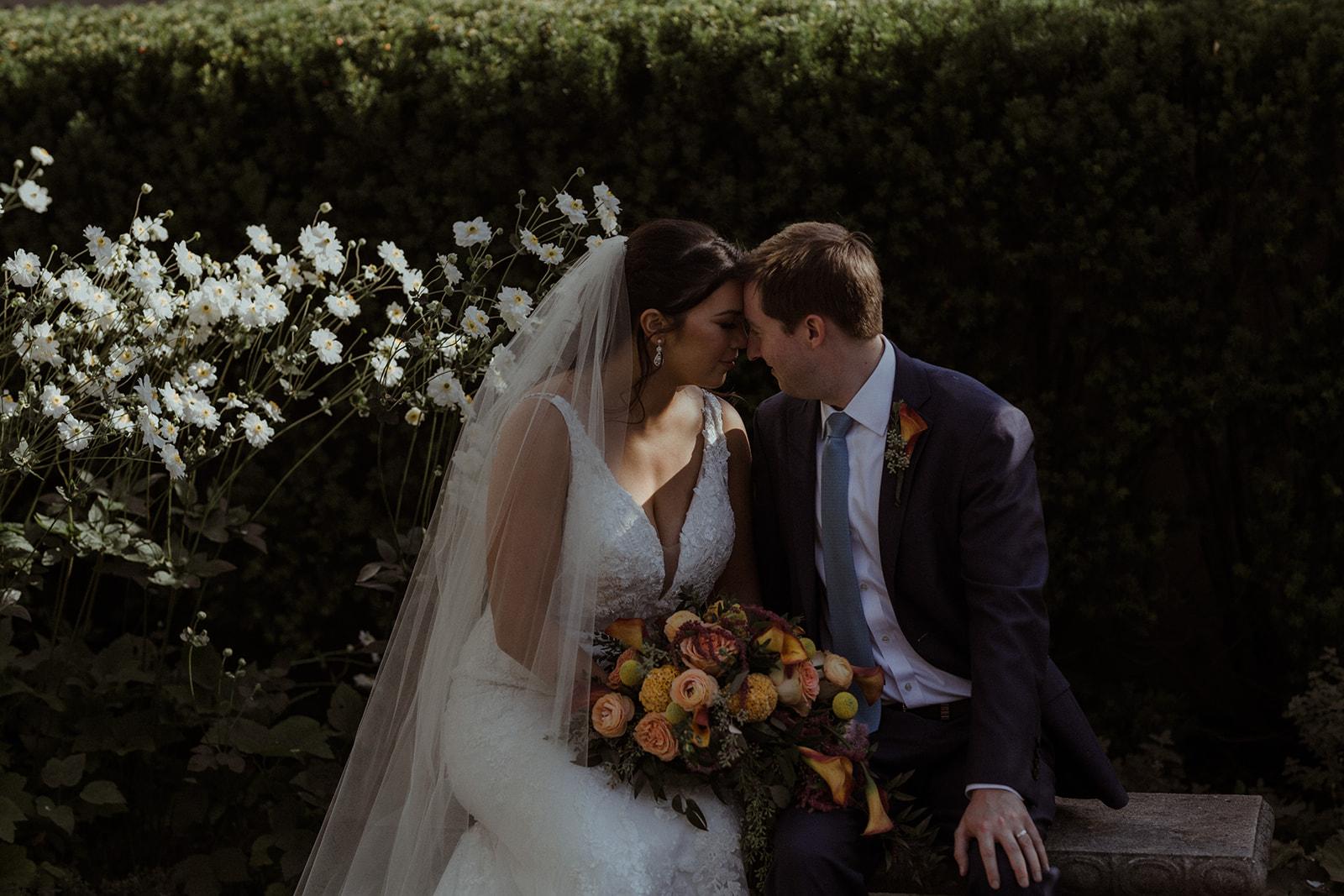 cleveland botanical garden wedding - chris + katie 133
