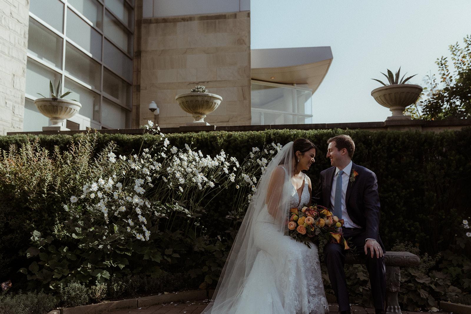 cleveland botanical garden wedding - chris + katie 134