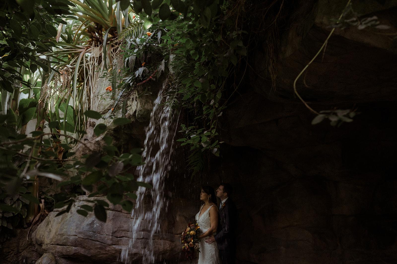 cleveland botanical garden wedding - chris + katie 146
