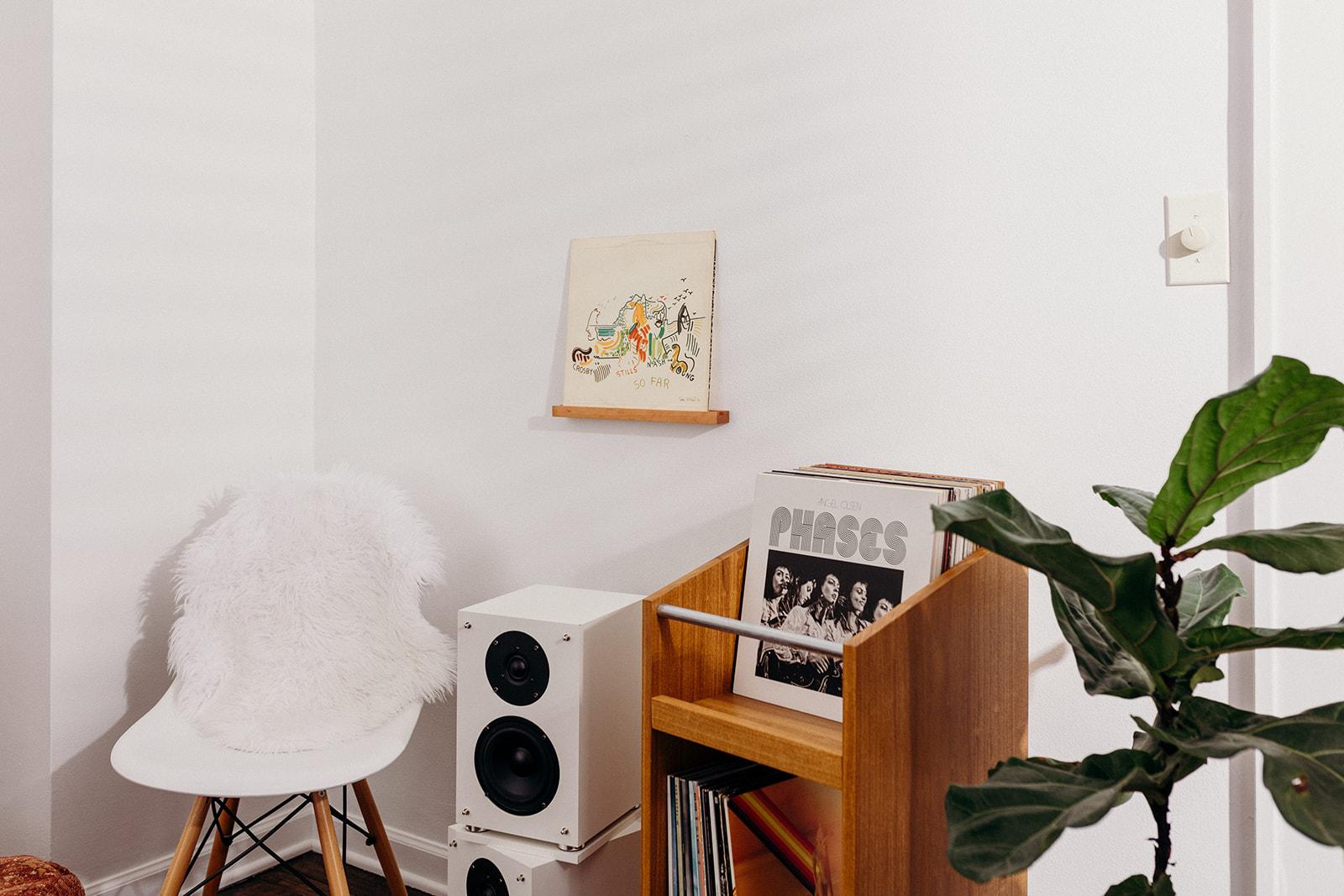vinyl record storage | divider records 114