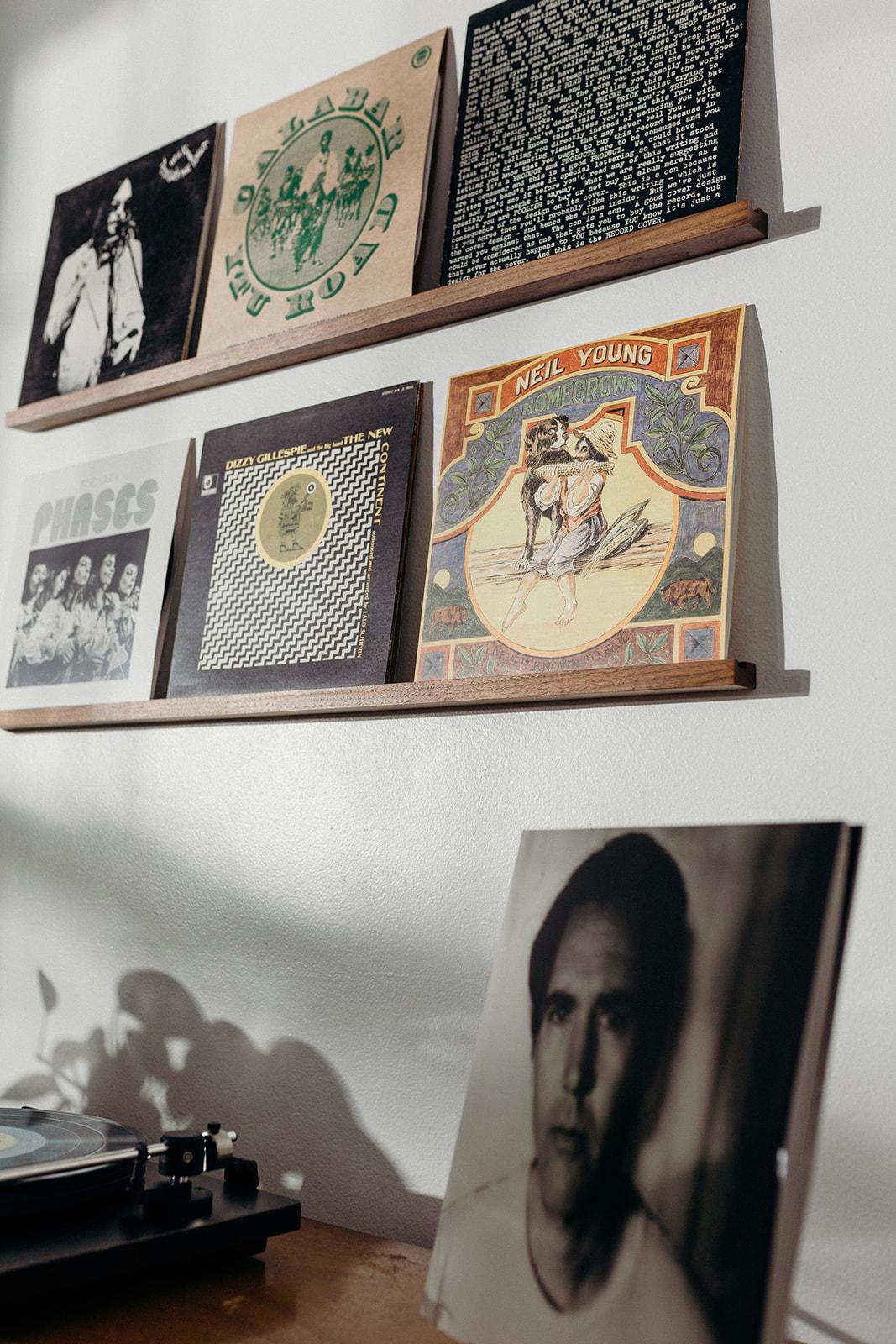 vinyl record storage | divider records 107