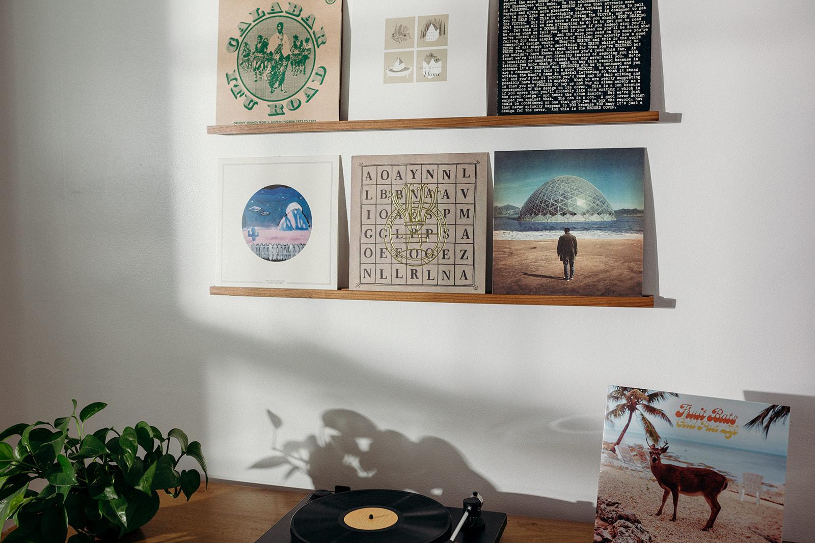 vinyl record storage | divider records 106