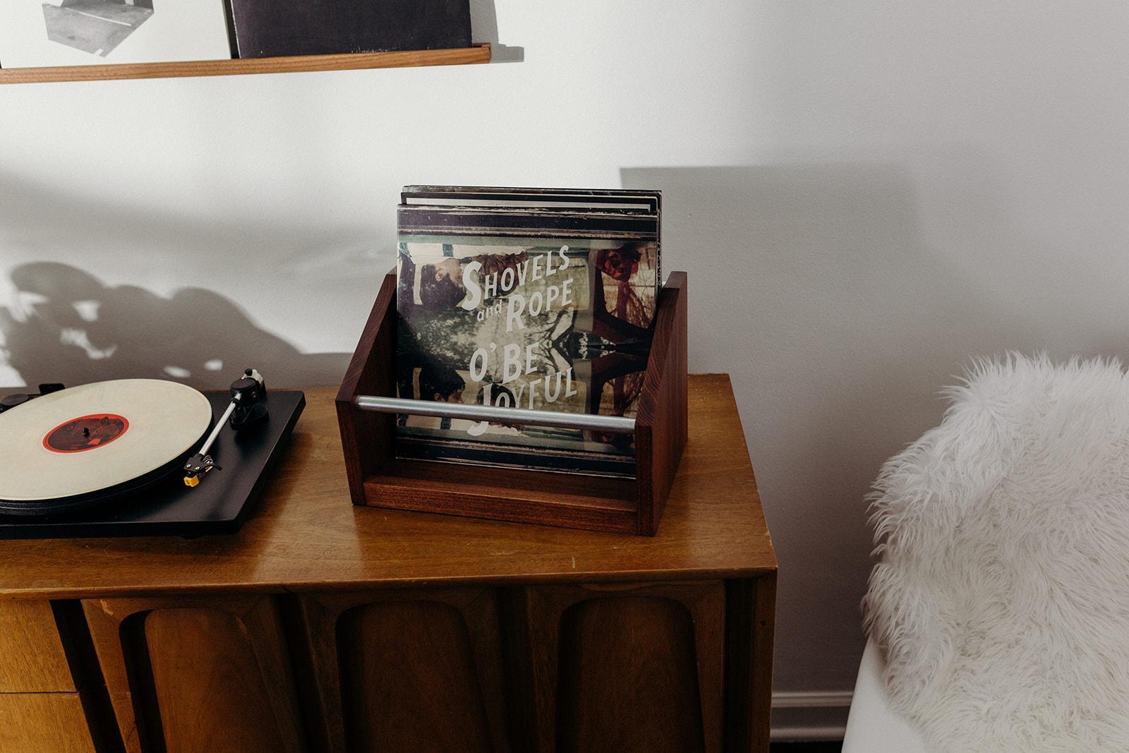 vinyl record storage | divider records 110