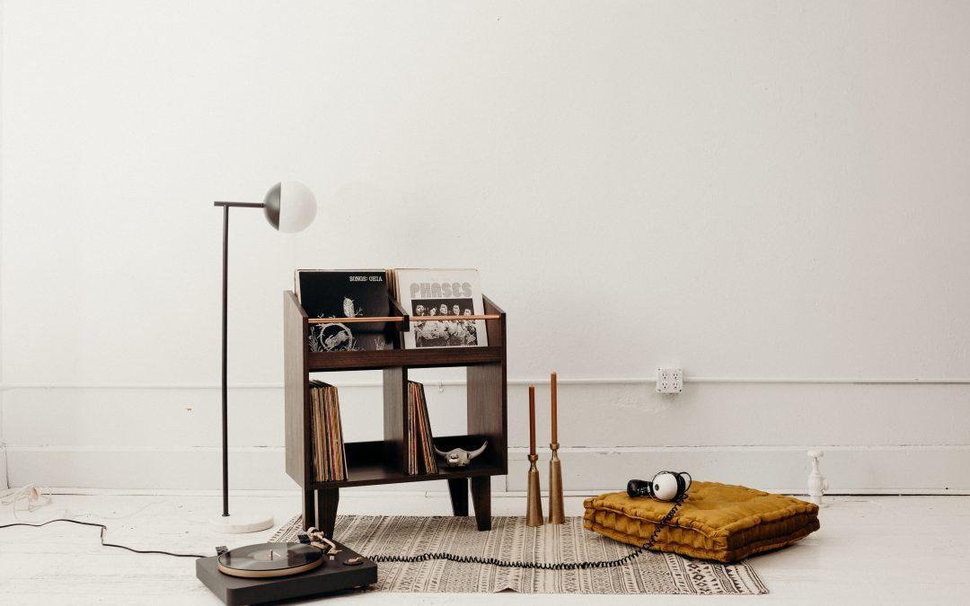 vinyl record storage | divider records