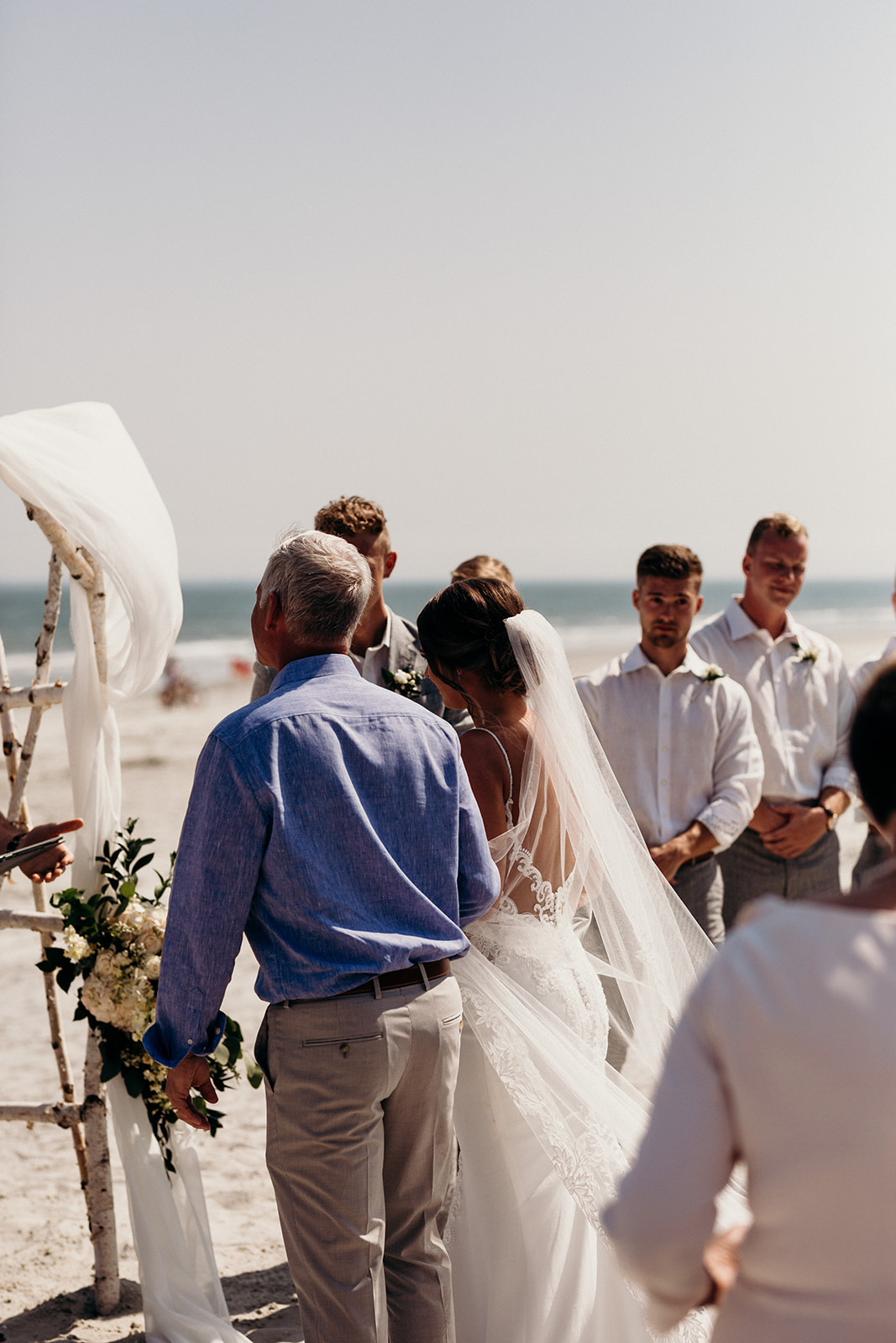 Hilton Head Island Micro Wedding - Addison + Morgan 179