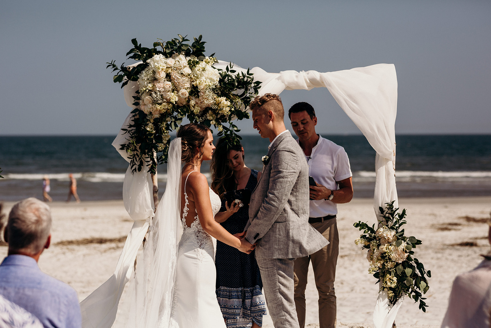 Hilton Head Island Micro Wedding - Addison + Morgan 184