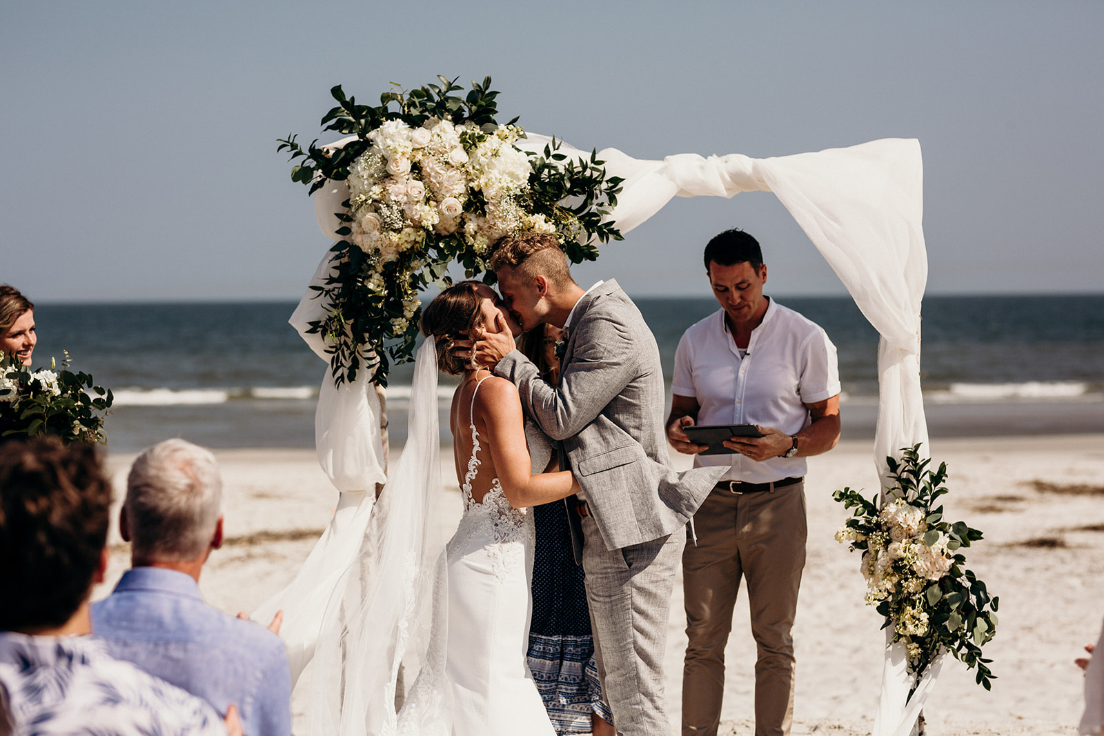 Hilton Head Island Micro Wedding - Addison + Morgan 185