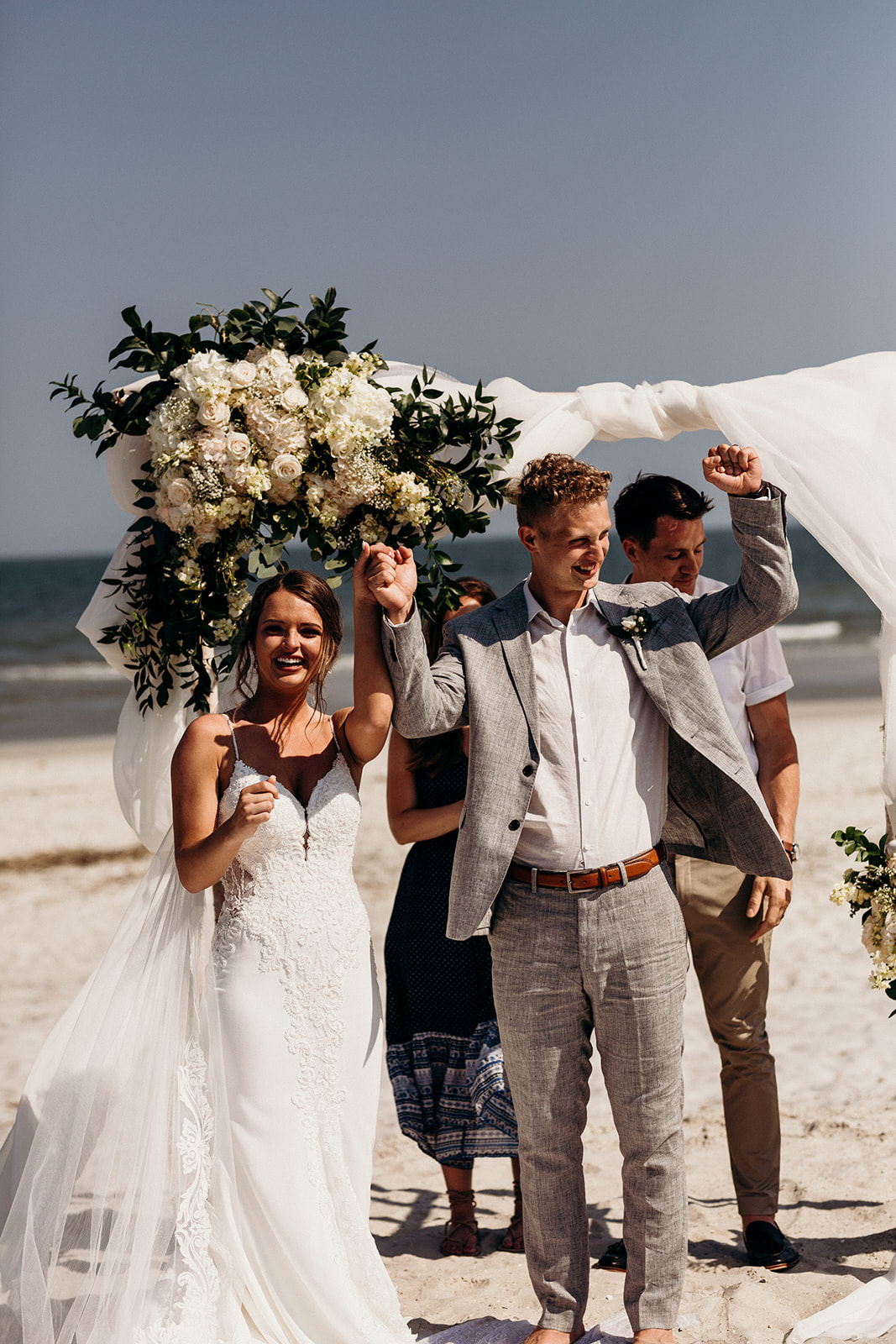 Hilton Head Island Micro Wedding - Addison + Morgan 186