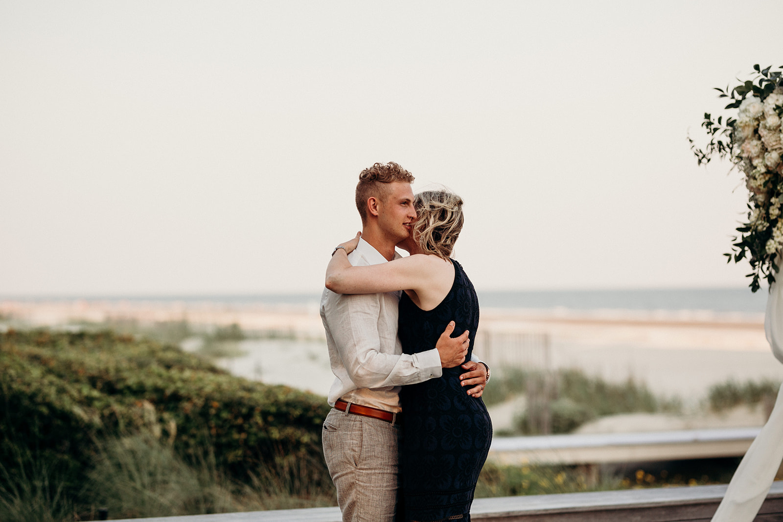 Hilton Head Island Micro Wedding - Addison + Morgan 233