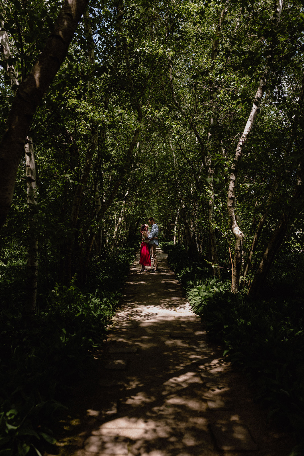 stan hywet engagement session - lana + zach 52