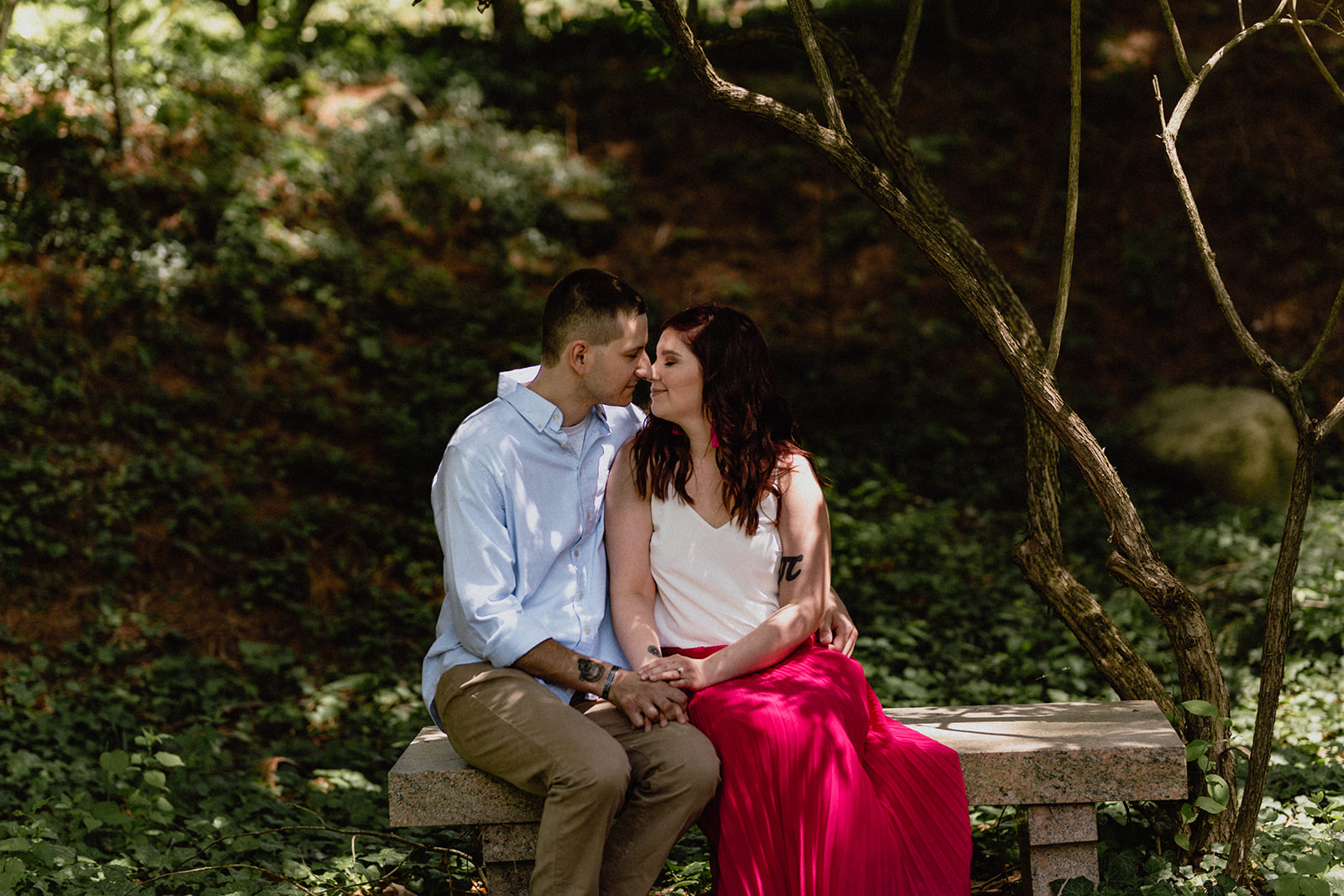 stan hywet engagement session - lana + zach 51