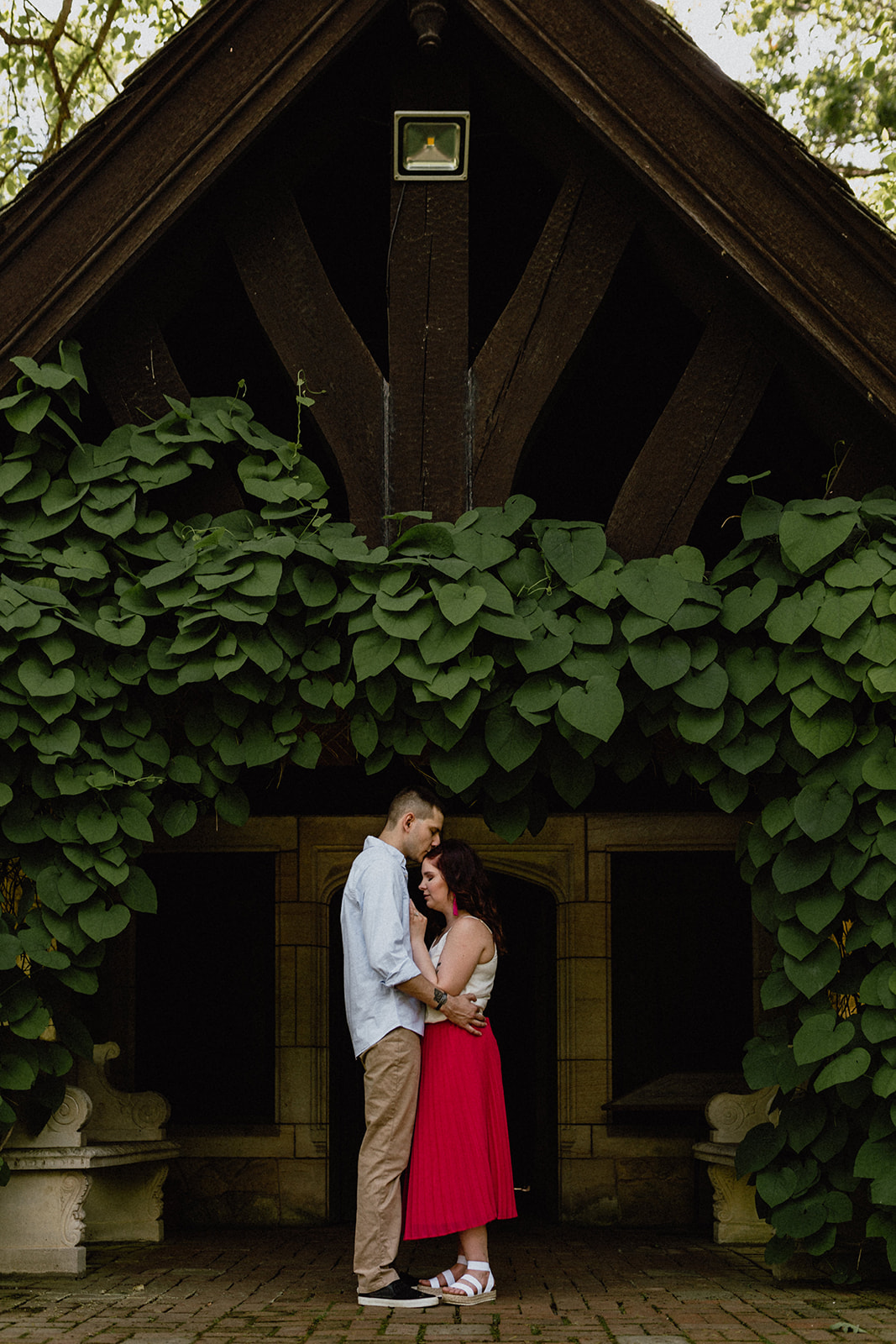 stan hywet engagement session - lana + zach 65
