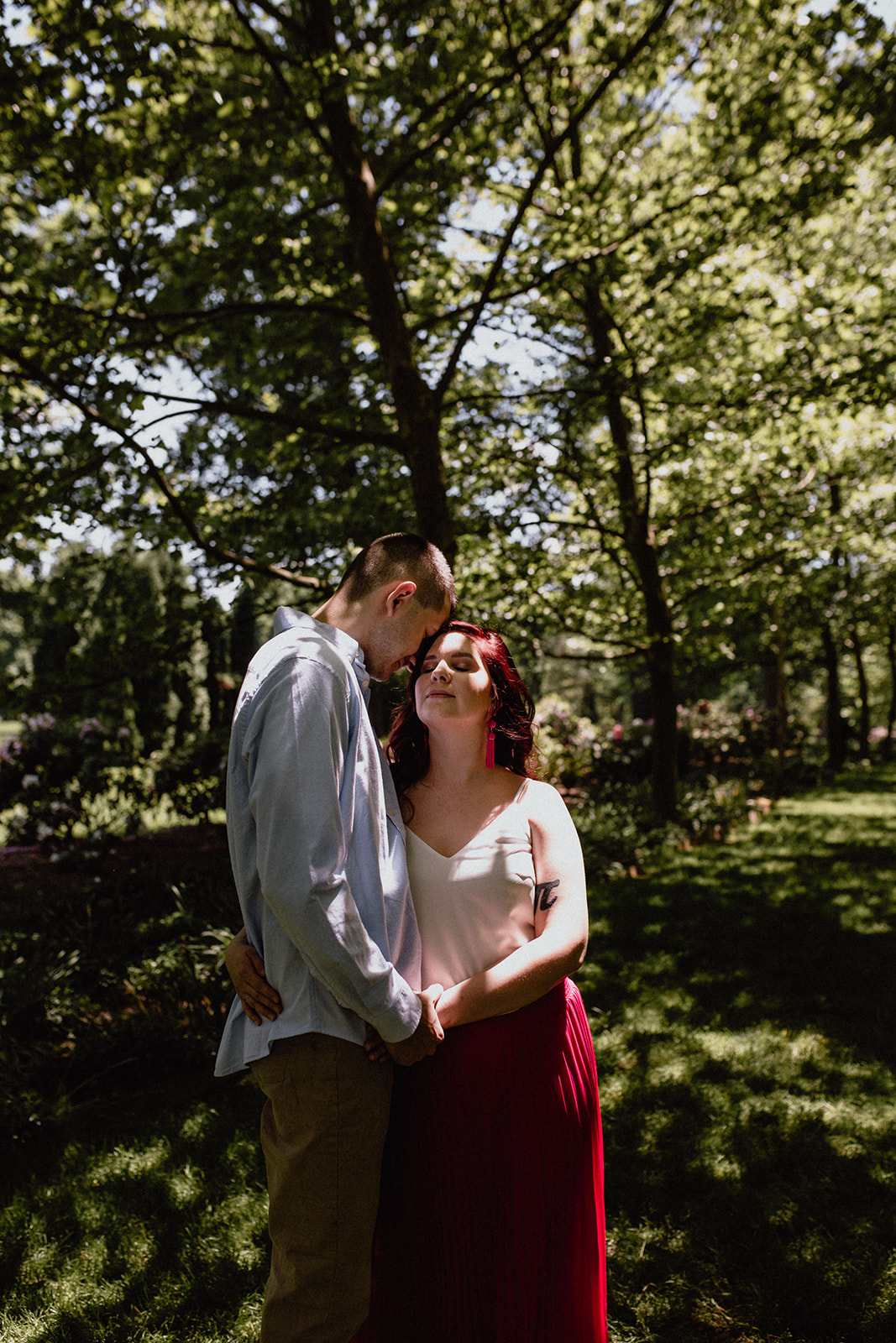 stan hywet engagement session - lana + zach 62