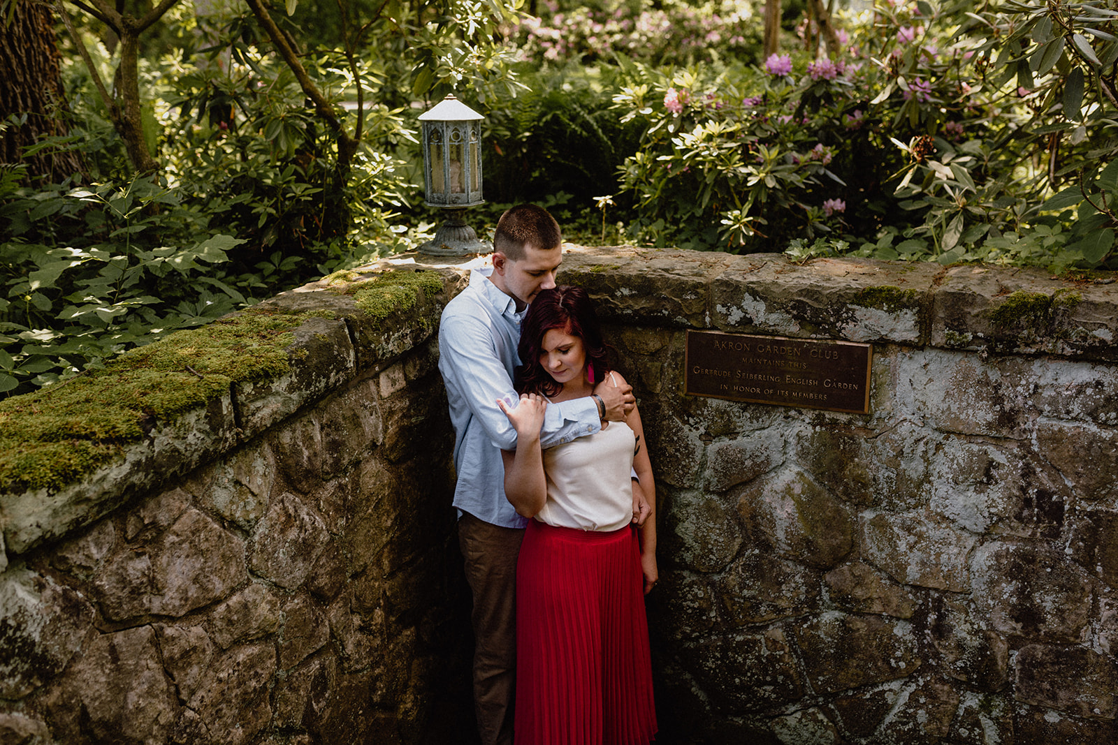 stan hywet engagement session - lana + zach 59