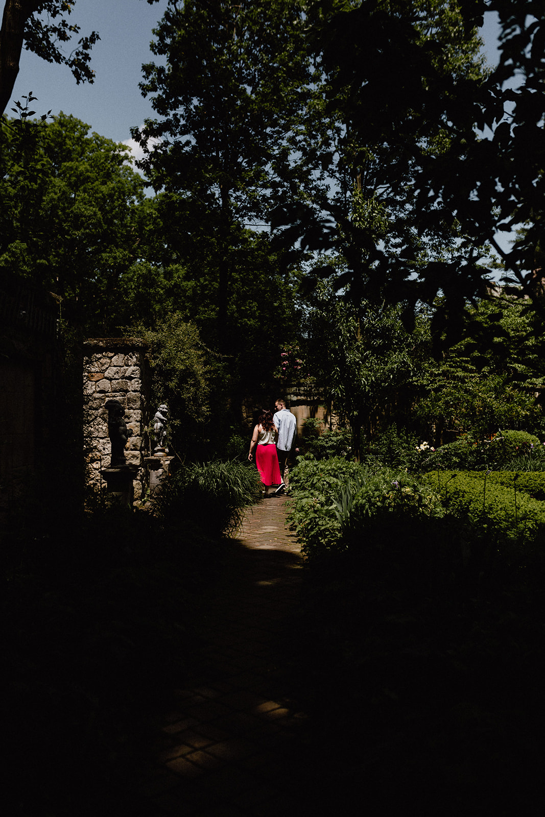 stan hywet engagement session - lana + zach 81