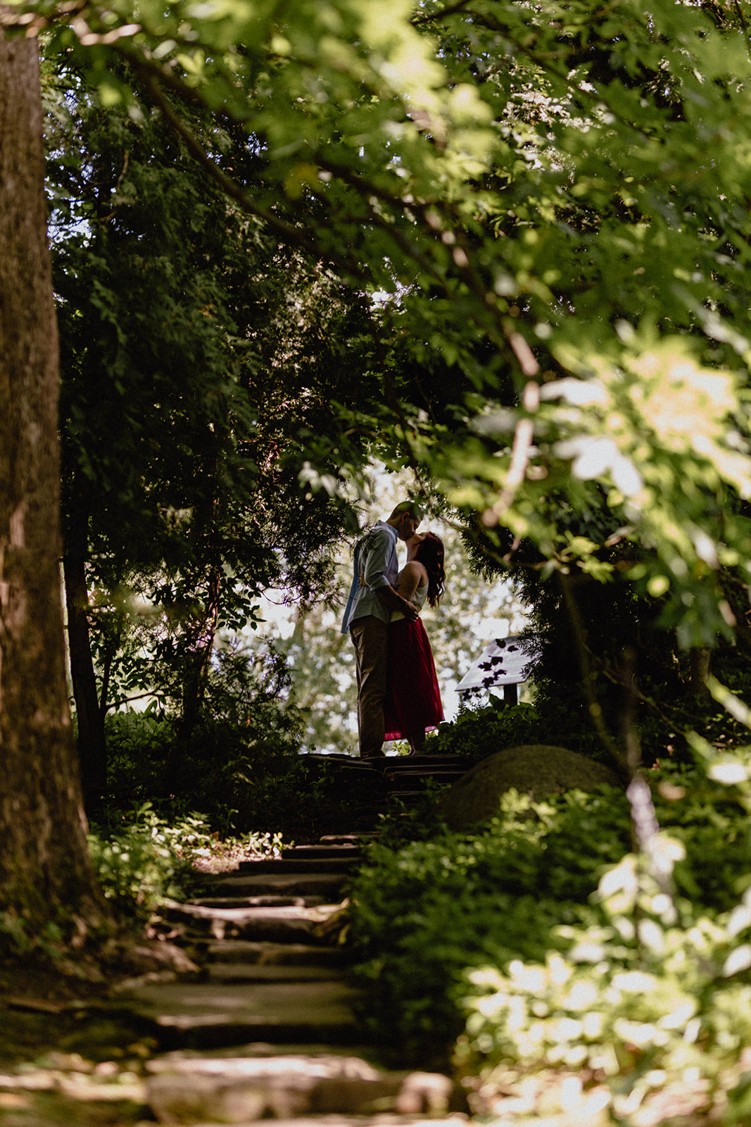 stan hywet engagement session - lana + zach 54